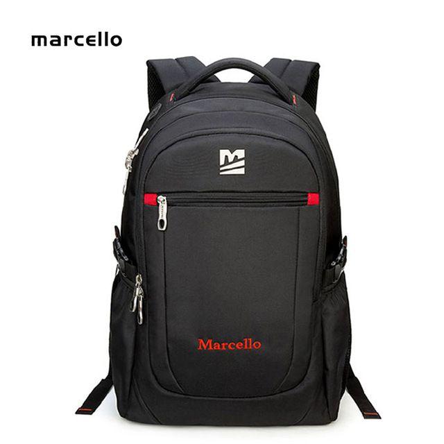 c385dde680 Bag · Check current price High Quality Waterproof Nylon Backpack Female  Unisex Men Backpacks for Laptop Women Notebook