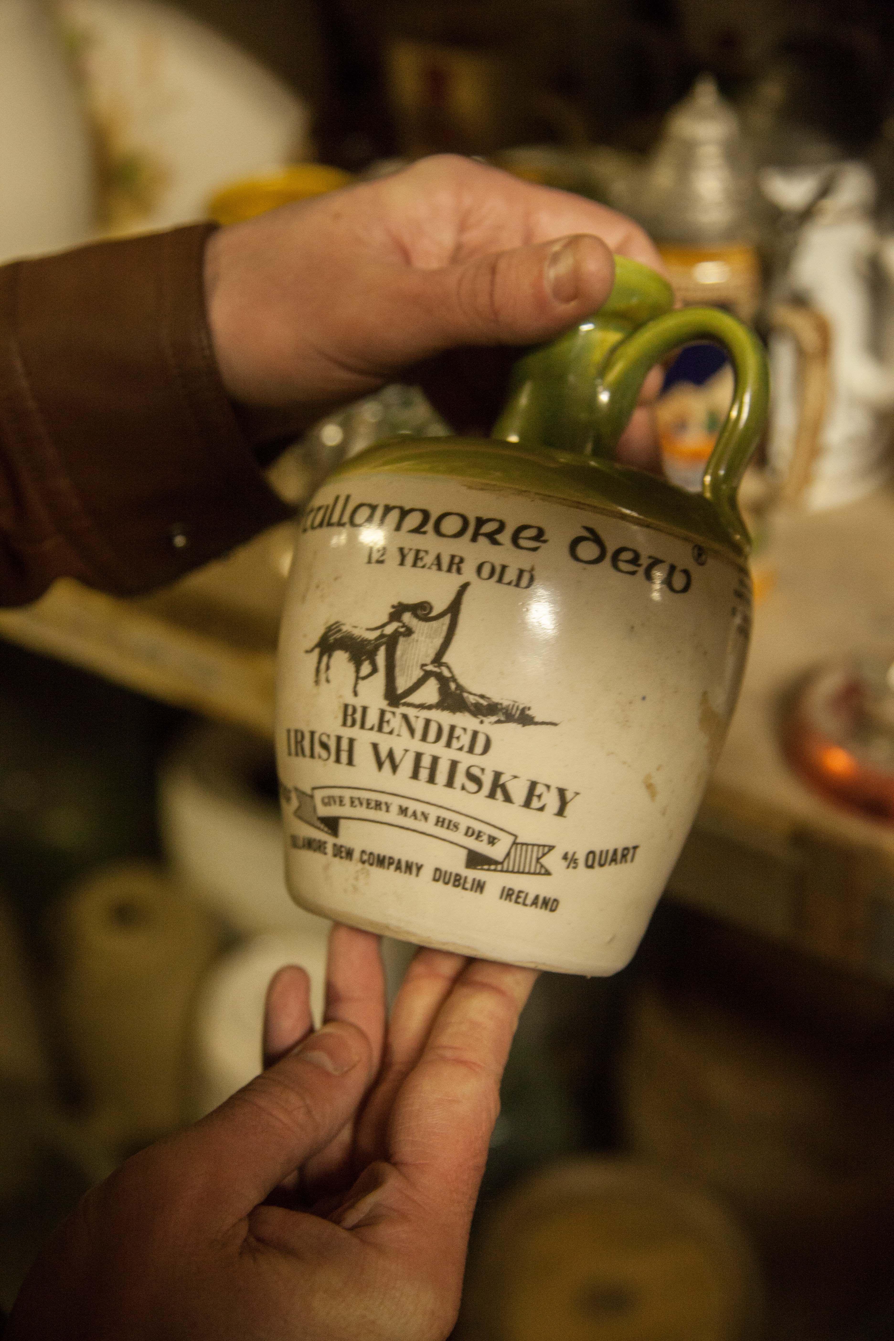Whiskey Jar - HI