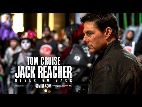 Tom Cruise Jack Reacher Ile Geri Donuyor 21 Ekim Cuma Gunu