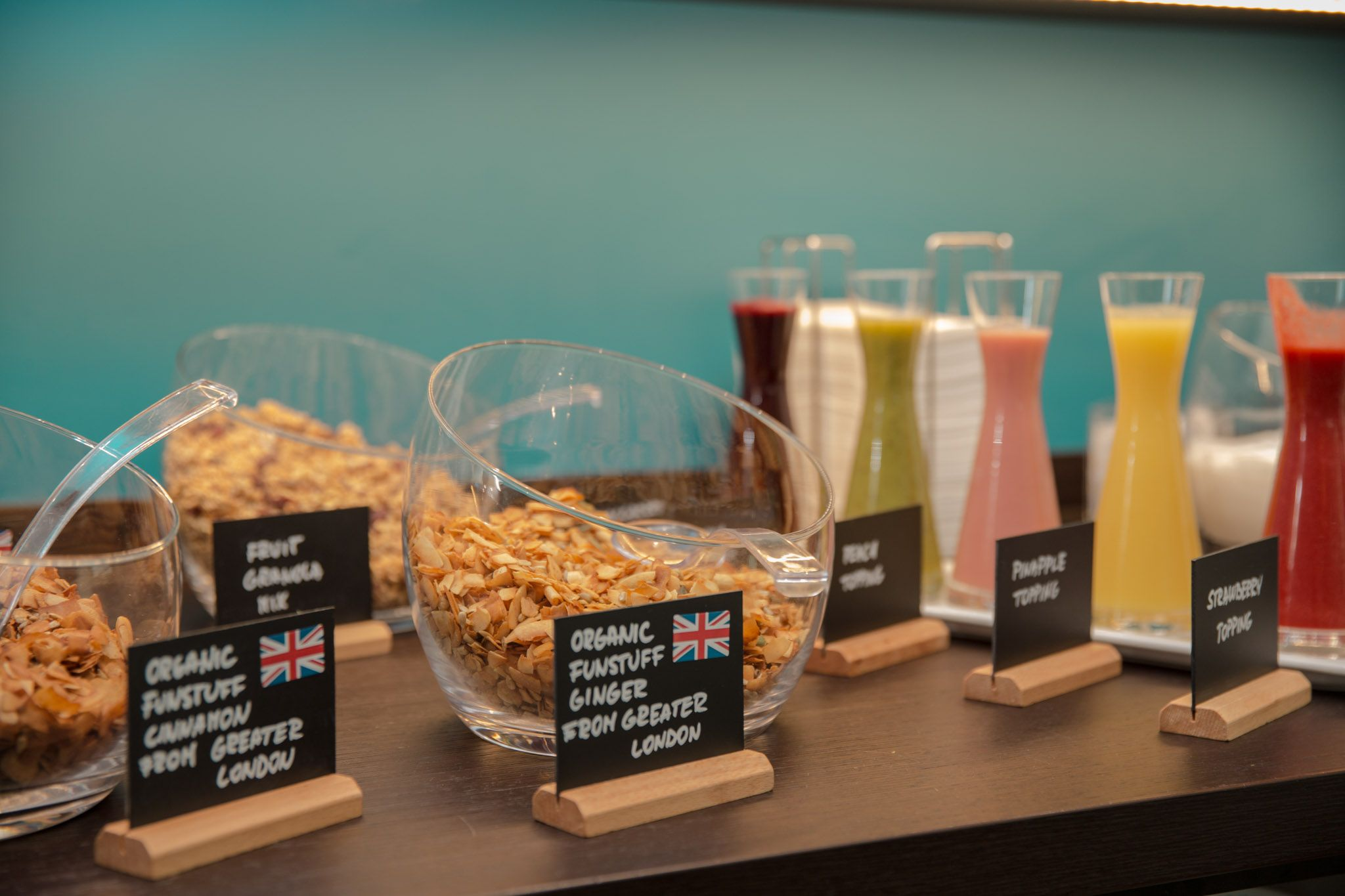 Hotel London Tower Hill Motel One Breakfast At Motel One London