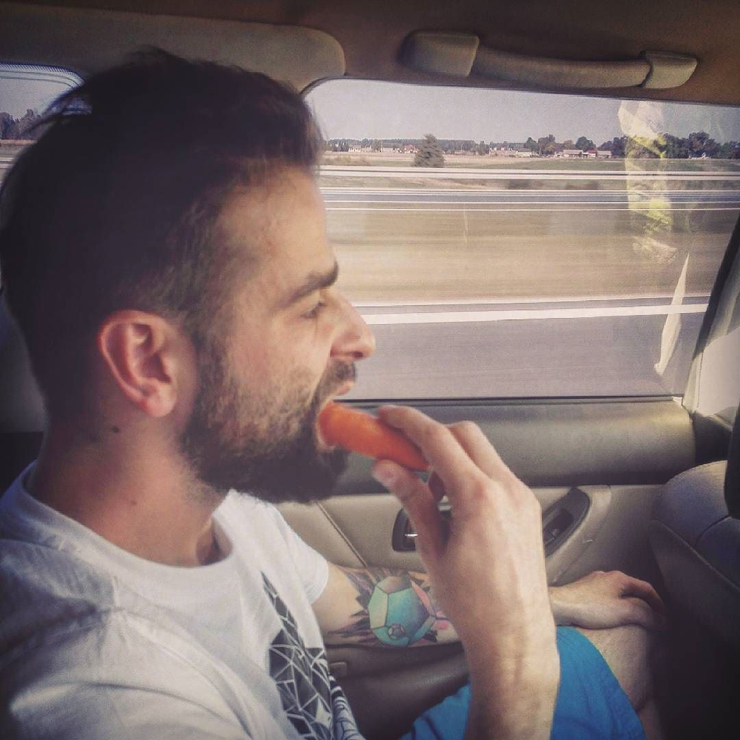 #carrot#trip#power#eat#learn#travel by milosjaros_tv