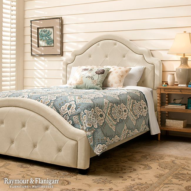 Bowman Queen Bed Buckwheat Bed Hillsdale Furniture Arched