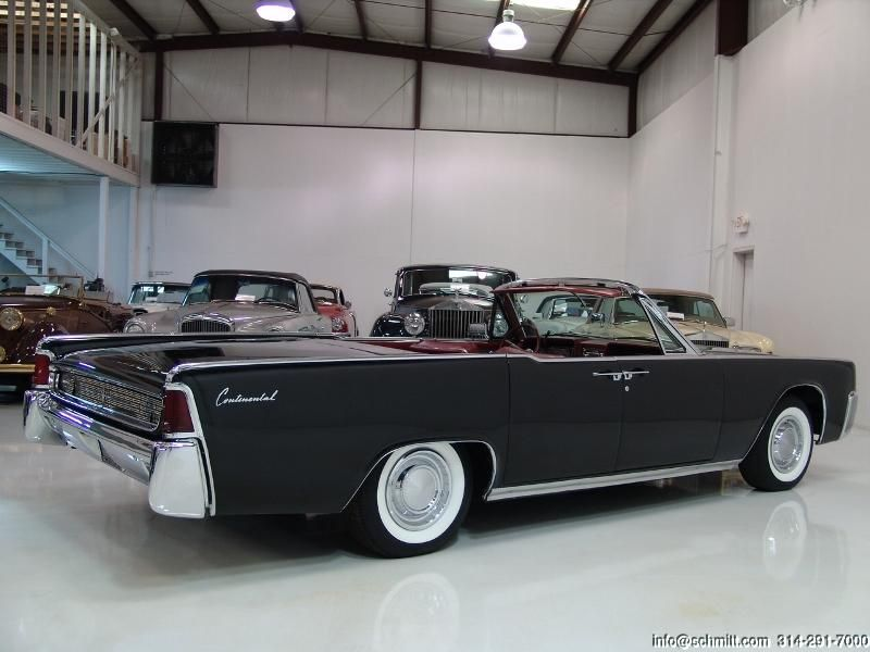 1962 Lincoln Continental | things that move | Pinterest | Cars ...