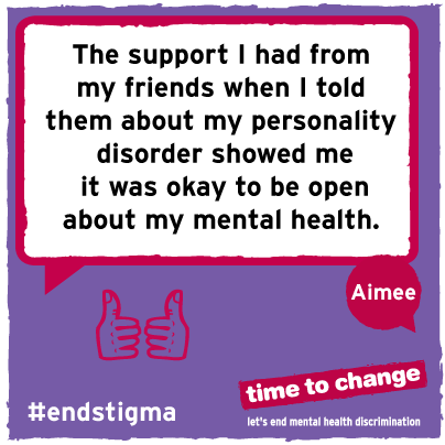 As We Reach The End Of Mental Health Awareness Week 2016 Aimee Blogs About Relationships That Have Affected Her Both For Good And