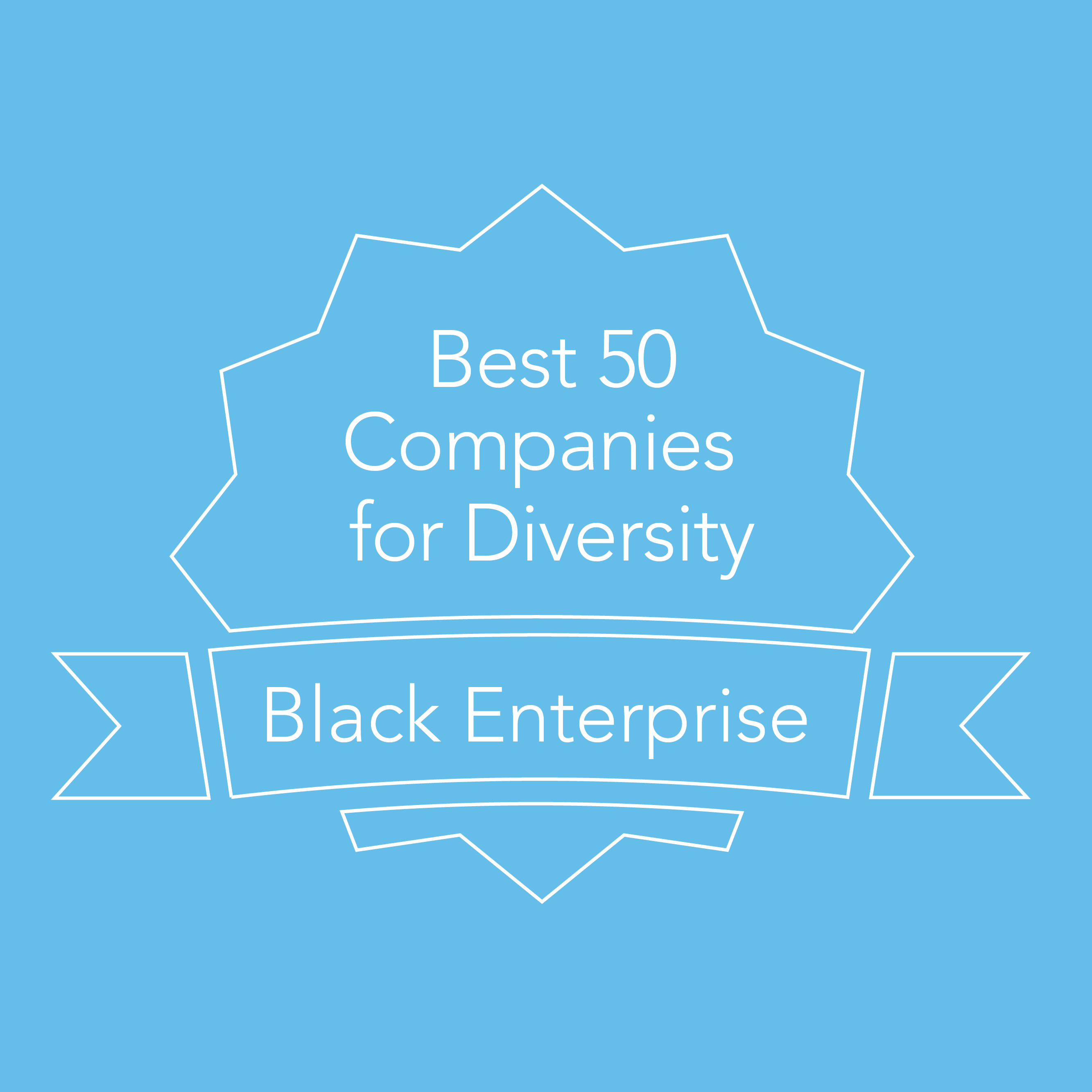 ADP has been named to the @blackenterprise 50 Best Companies for ...