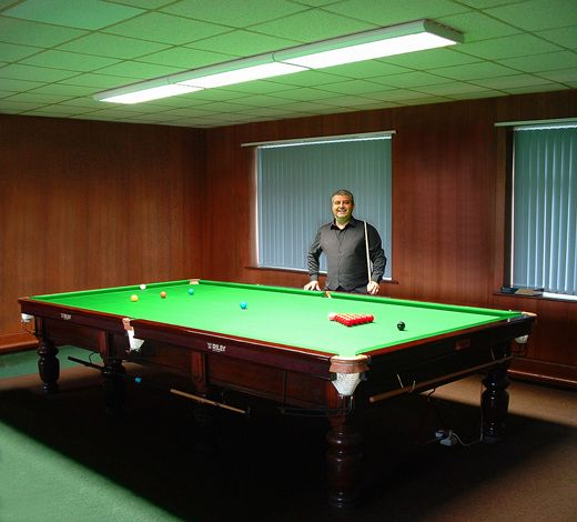 ABC LX-5100 Professional Snooker Table Lighting (Triple