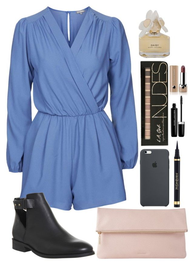 """""""We can seek forever and nothing can tear us apart"""" by samarinara ❤ liked on Polyvore featuring Topshop, Office, Whistles, Marc Jacobs and Marc by Marc Jacobs"""