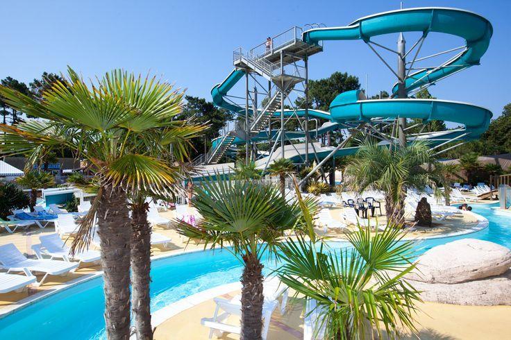 La Pinède, cu0027est un parc #aquatique exceptionnel de plus de 600 m²