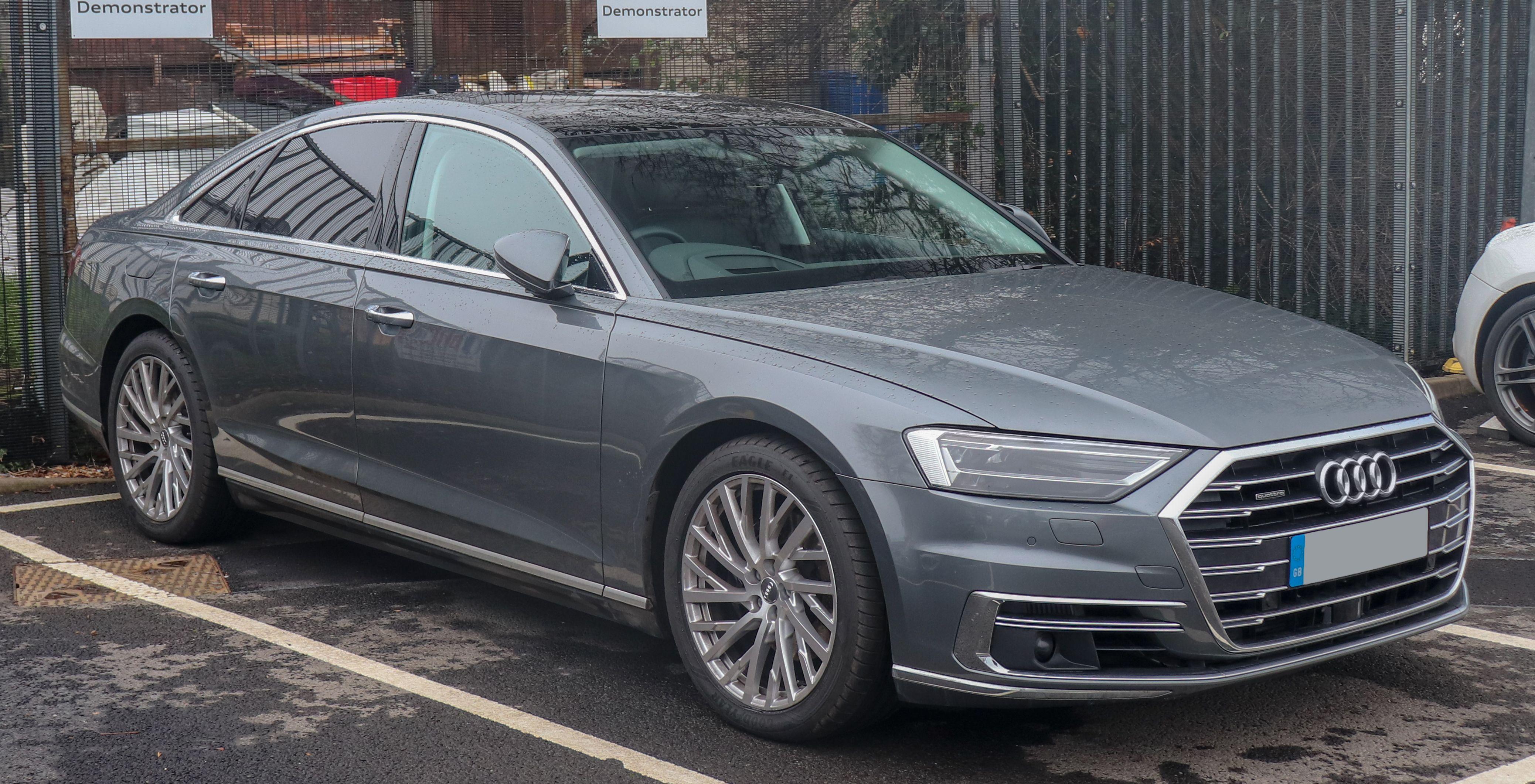 Audi A8 In 2020 Audi A8 Audi Audi A6