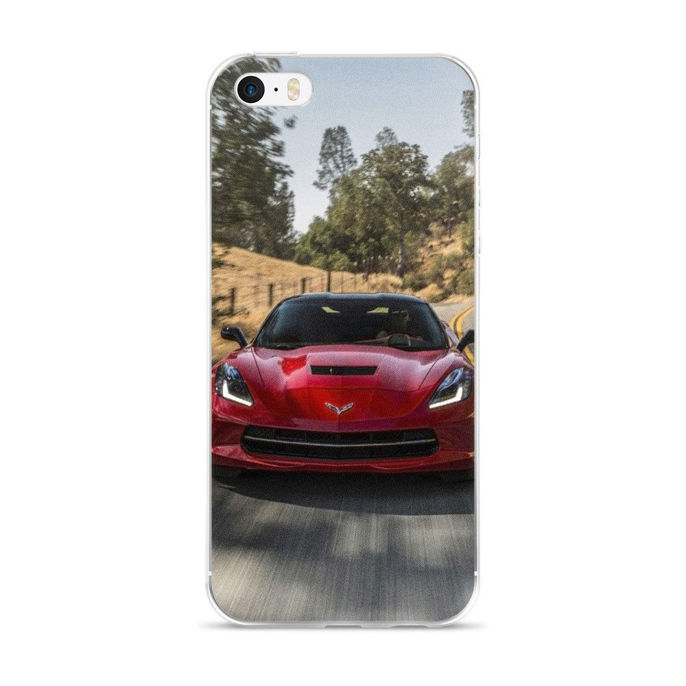 C7 Corvette iPhone 5/5s/Se, 6/6s, 6/6s Plus Case