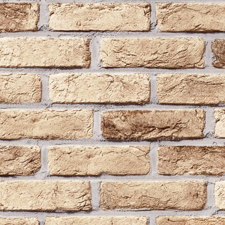 Peel Paintingsupplieswalltreatments Brick Patterns Faux Brick Wallpaper Faux Brick
