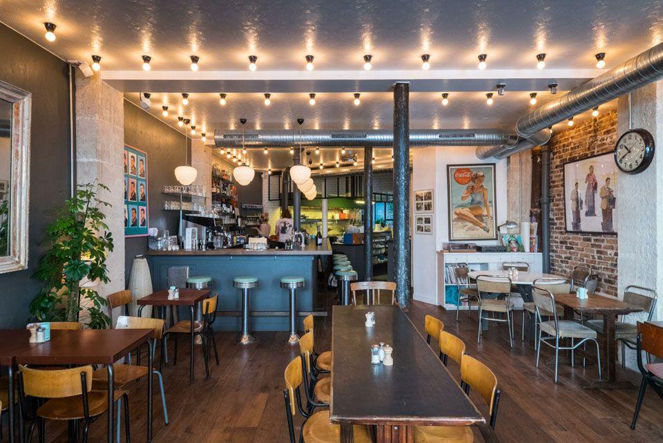 Le nouveau spot du coffee parisien cafes and hotels - Salon de the paris ouvert le dimanche ...
