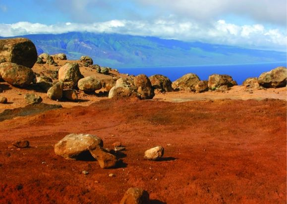 Hawaii || Home By Design Article......Lana'i is one of the least-well-known and least-populated islands