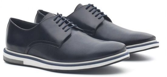 6f4489d03 sapato social derby louie loring marinho | moda in 2019 | Sapatos ...