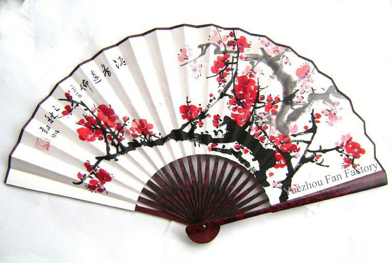 Pin by Hope Brown on FAN-CY FOLDING FANS in 2019 | Chinese