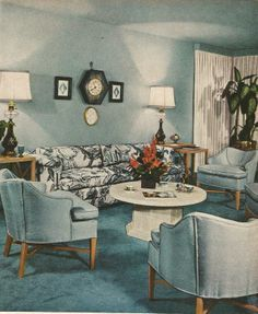 1950s house interior. Vintage Home Decorator And How To Paint Book Published In 1958 By  Sherwin Williams Description From Pinterest Com I Searched For This On Bing Images