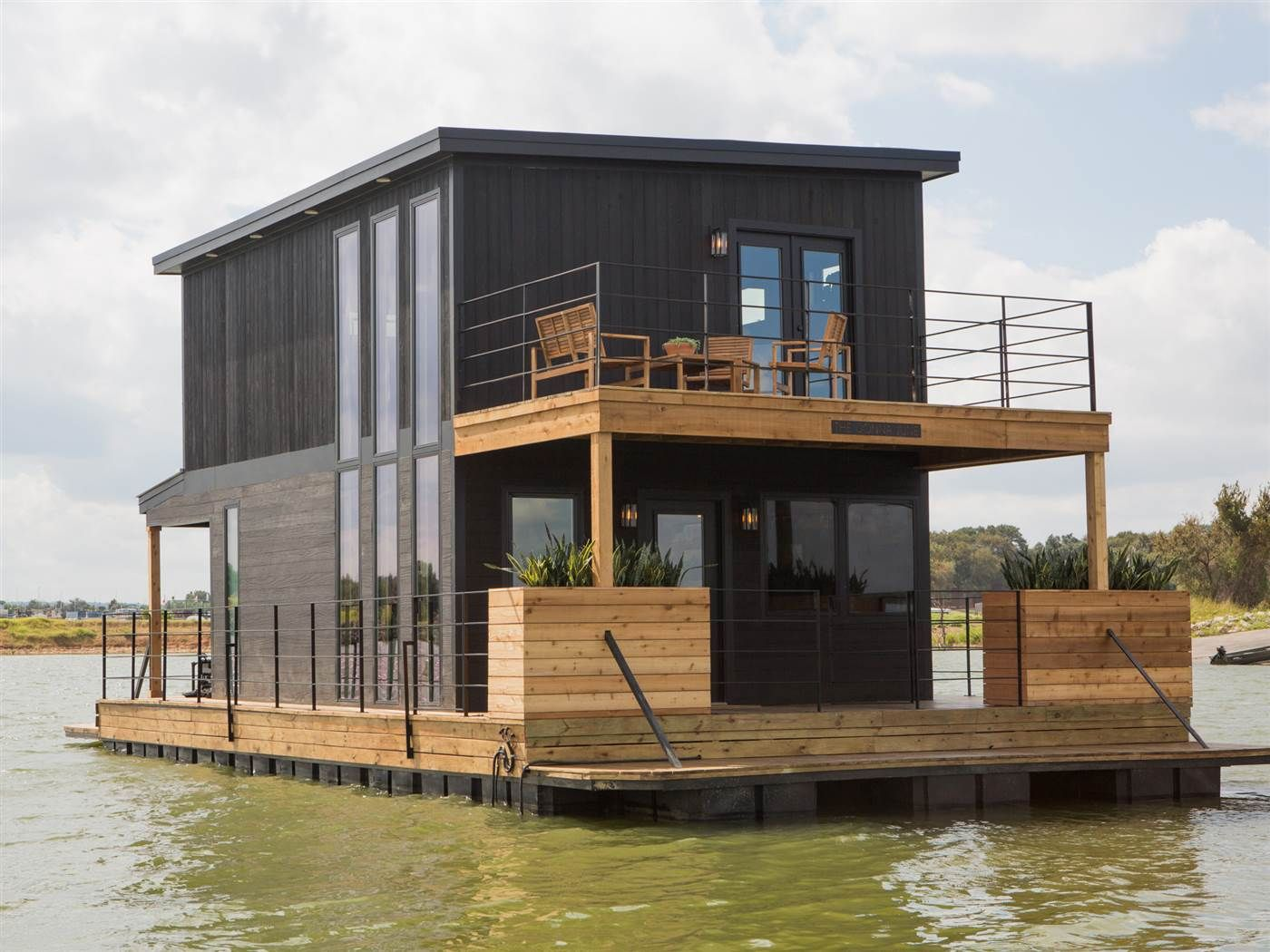 See how Chip and Joanna Gaines turned a houseboat into a ... Mobile Home Turned Into Houseboats on mobile home camp, mobile home sunflower, mobile homes with garages, mobile home loft, mobile home mansion, mobile home hurricane, mobile home chalet, mobile home yacht, mobile home duplex, mobile home castle, mobile home house, mobile home office, mobile home trailer, mobile home studio, mobile home hotel, mobile home custom, mobile home camper, mobile home condo, mobile home room, mobile home motel,