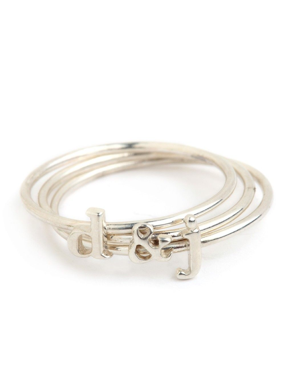 Silver amp ring how cute is this stuff i want pinterest