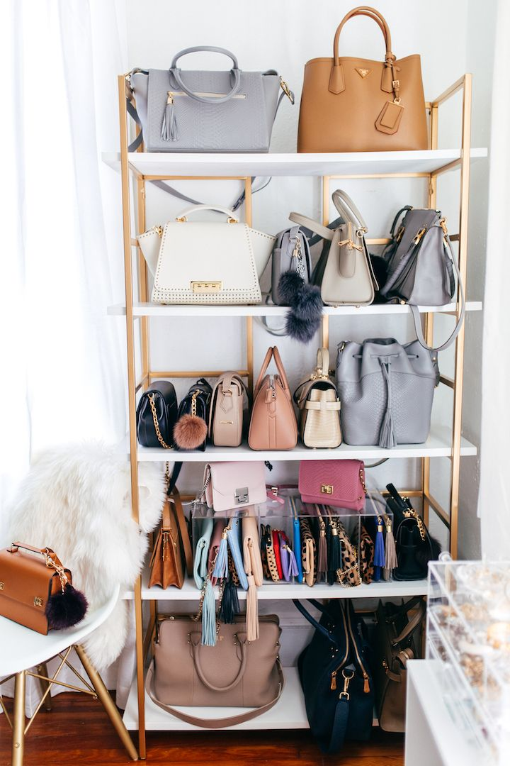 Haute Off The Rack, Closet Organization, Office Closet, Office Space Ideas,  Closet