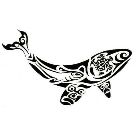 Love The Maori Style Tattoos Creativity Whale Tattoos