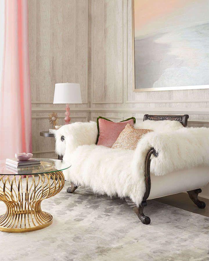 Un coin girly design d\u0027intérieur, décoration, maison, luxe Plus