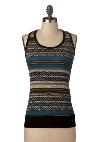 Indie 500 Top, #ModCloth