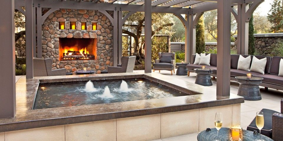 Napa Valley Lodging Hotel Yountville