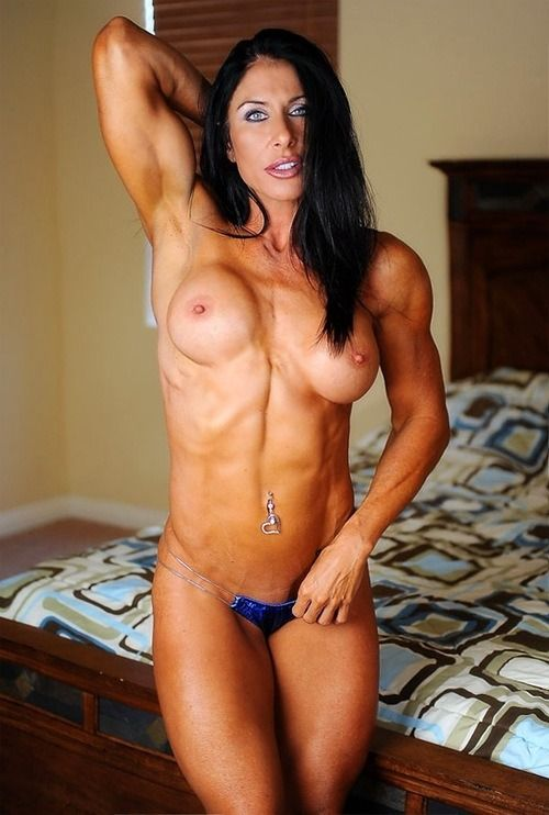 Women bodybuild porn 1