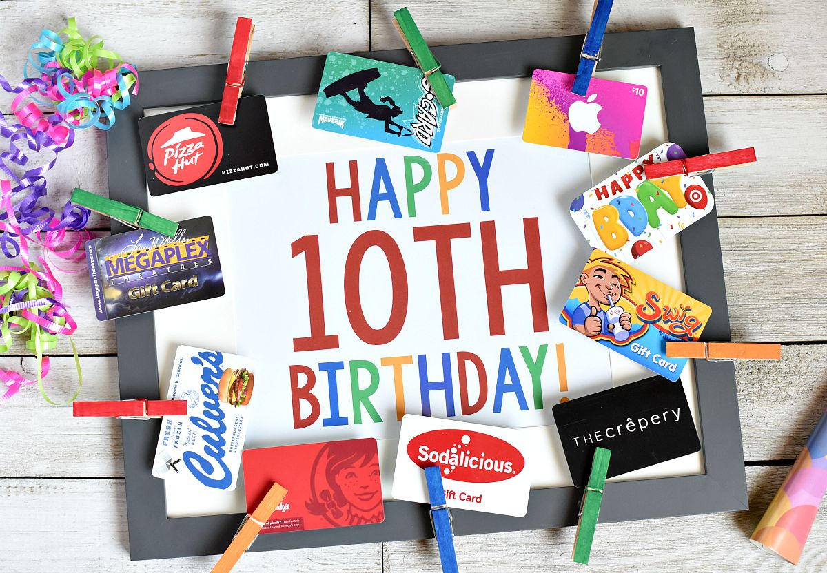 Birthday Gifts For 10 Year Olds Whether They Are A Boy Or Girl Can Be Hard To Find But If You Re Looki Birthday Gifts For Kids 10 Year Old Gifts Birthday Fun