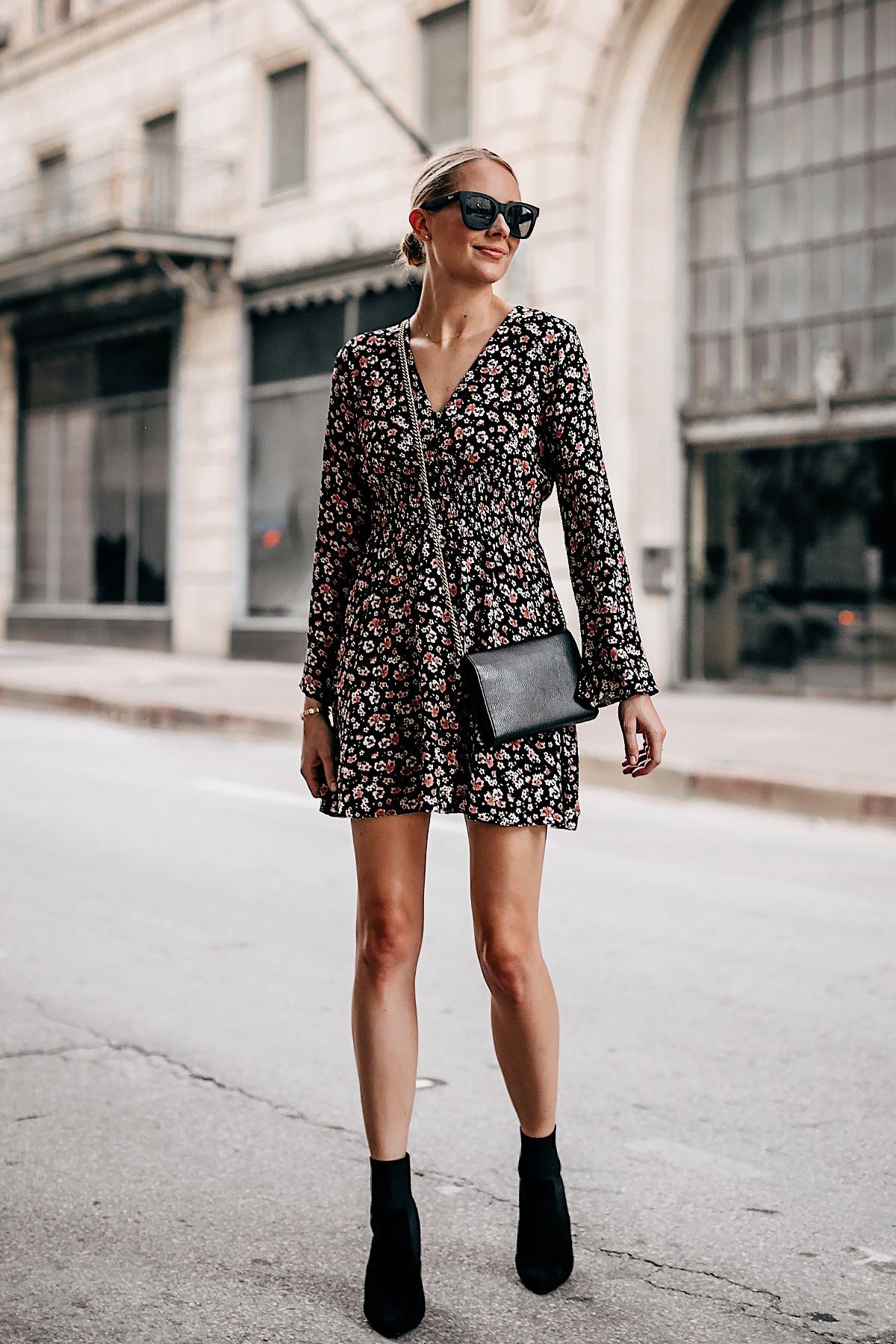 Fall Is Just A Few Short Weeks Away And I M Definitely Ready For It To Be Here It Has Actually Been A Little Chilly Fashion Jackson Fashion Ankle Boots Dress [ 1800 x 1200 Pixel ]