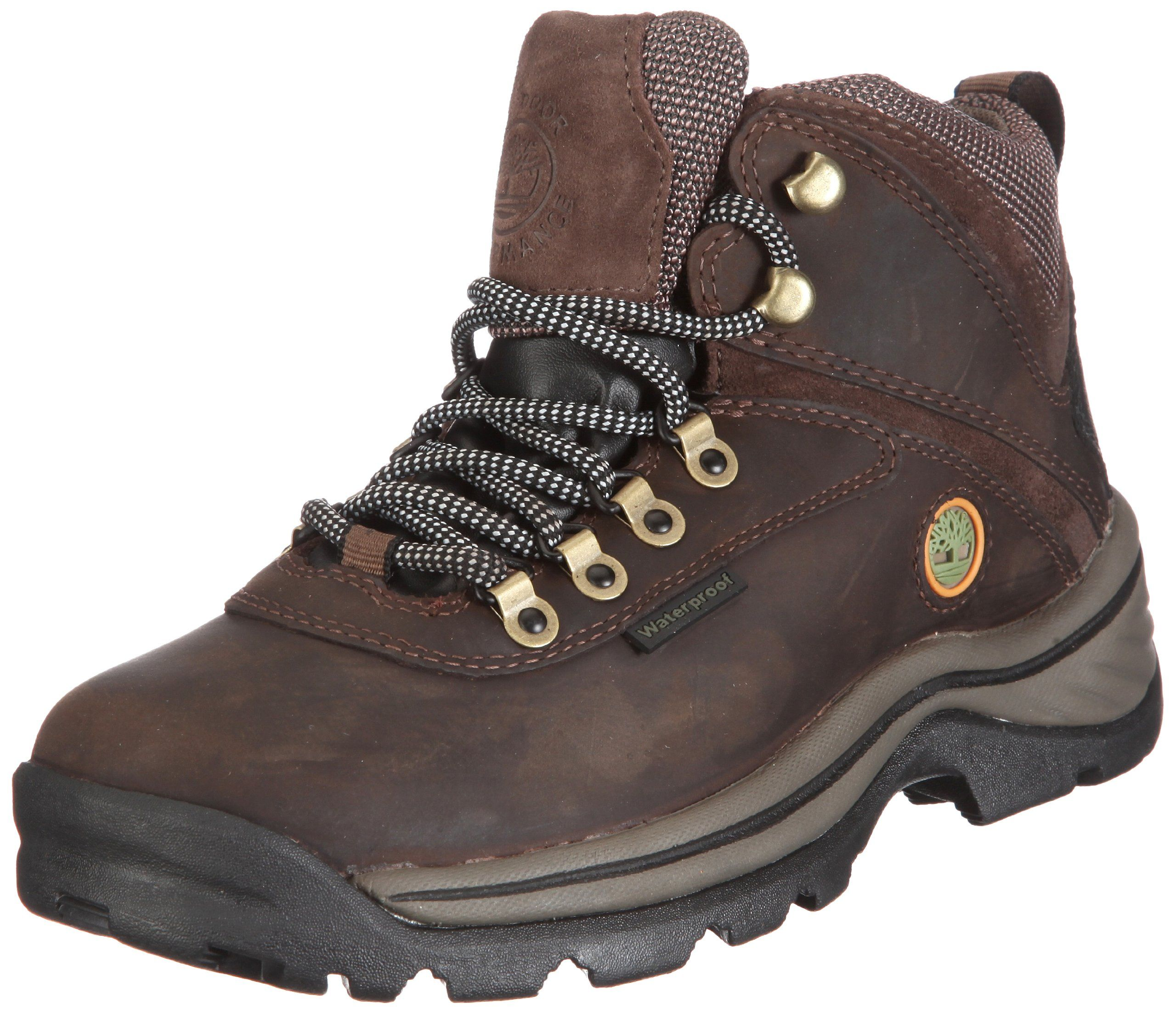 9a634116b40 Timberland Womens White Ledge Mid Ankle BootBrown7.5 W US >>> Want ...