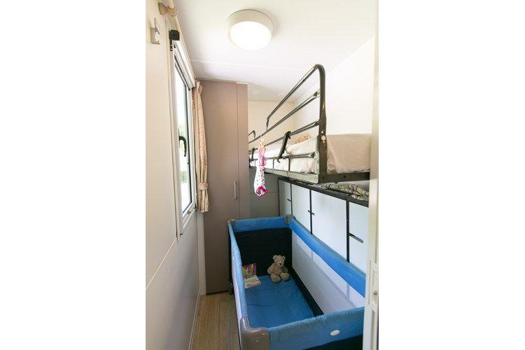 Strutture Mobili ~ Casa mobile deluxe 3 camere da letto strutture di selectcamp casa