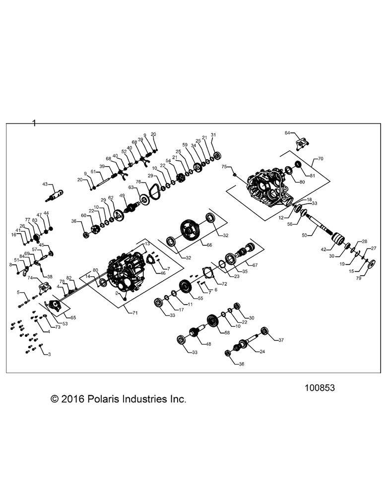 Ebay Advertisement Polaris Pawl Detent 3235452 New Oem