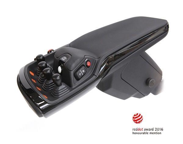 Doosan Fingertip Controller (7 Series Electric Forklifts
