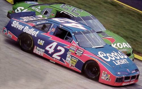 Kyle Petty Race Cars