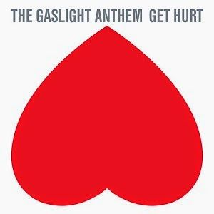 "Rock and More By Addison de Witt: The Gaslight Anthem - ""Get Hurt"" (2014)."