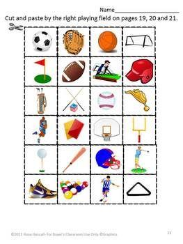 Olympics Teacherspayteachers Com Kindergarten Literacy Worksheets Math Board Games Sports Theme