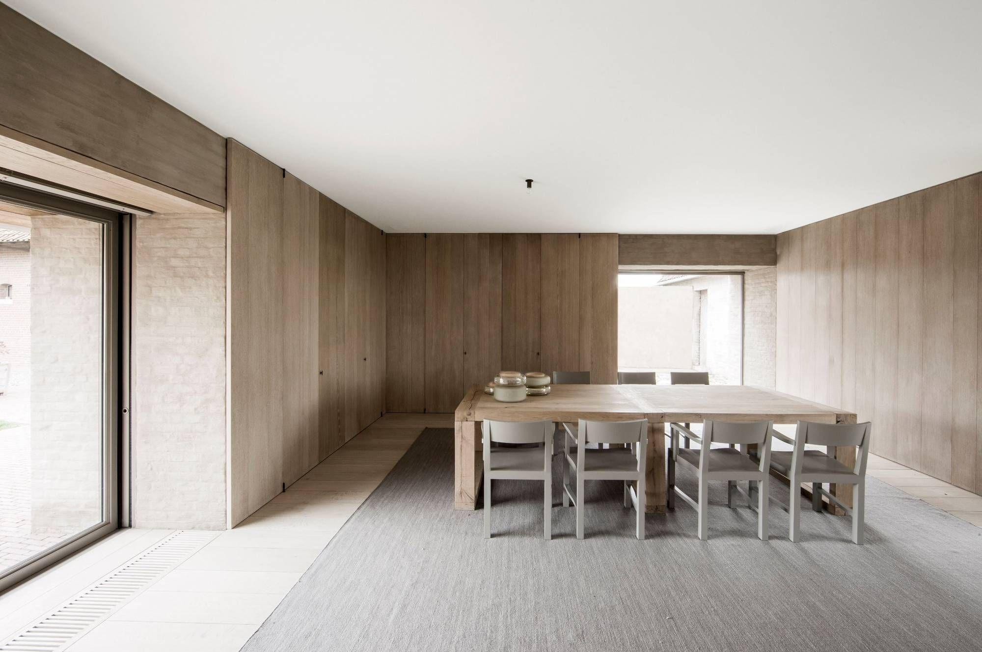 BS Residence, Zwevegem, Belgium, by Vincent Van Duysen | Interieur ...