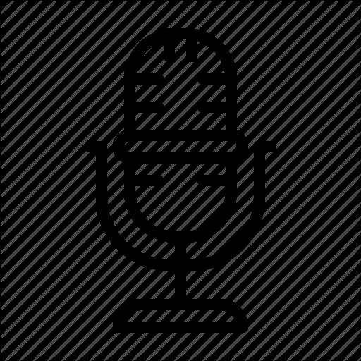 Karaoke Mic Microphone Music Voice Icon Download On Iconfinder Karaoke Music Icon