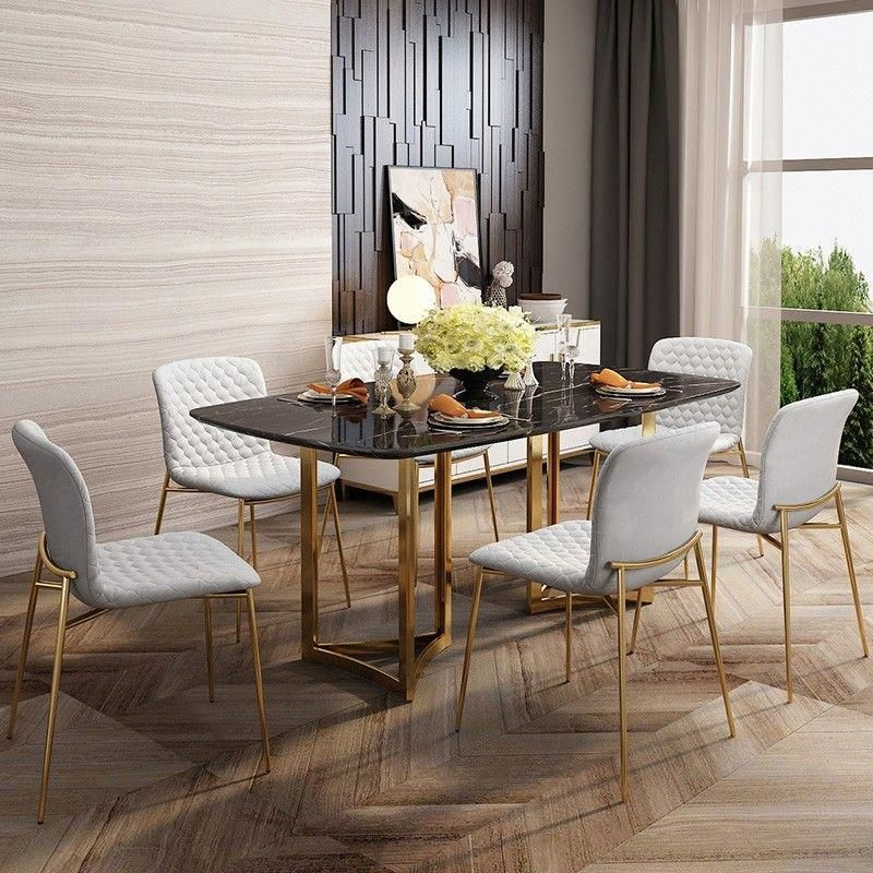 25 Exceptional Dining Table Only For 6 Dining Table Marble Dining Table Marble Dining