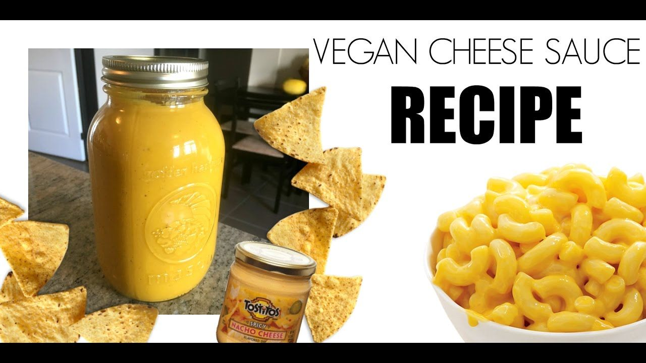 Plantbased No Dairy Healthy Vegan Cheese Sauce Recipe Youtube Vegan Cheese Sauce Recipe Sausage And Brussel Sprouts Recipe Vegan Cheese