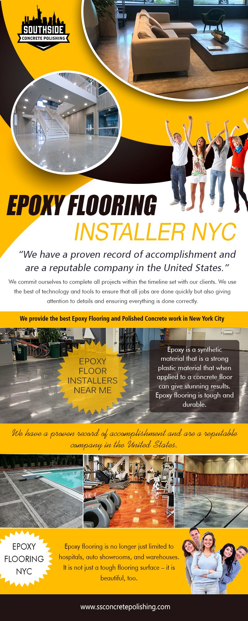 Flooring specialists who are members of professional