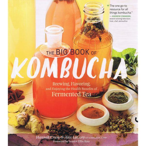 Everything Kitchens Coupon: The Big Book Of Kombucha