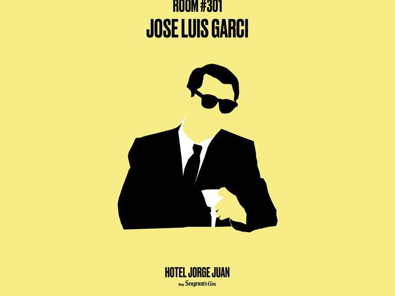 Escucha A José Luis Garci Invitado Al Hotel Jorge Juan El Podcast De Javier Aznar Y Seagram S Gin In 2021 Vanity Fair Movie Posters Poster