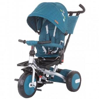 Tricicleta pentru copii Premium Largo ocean