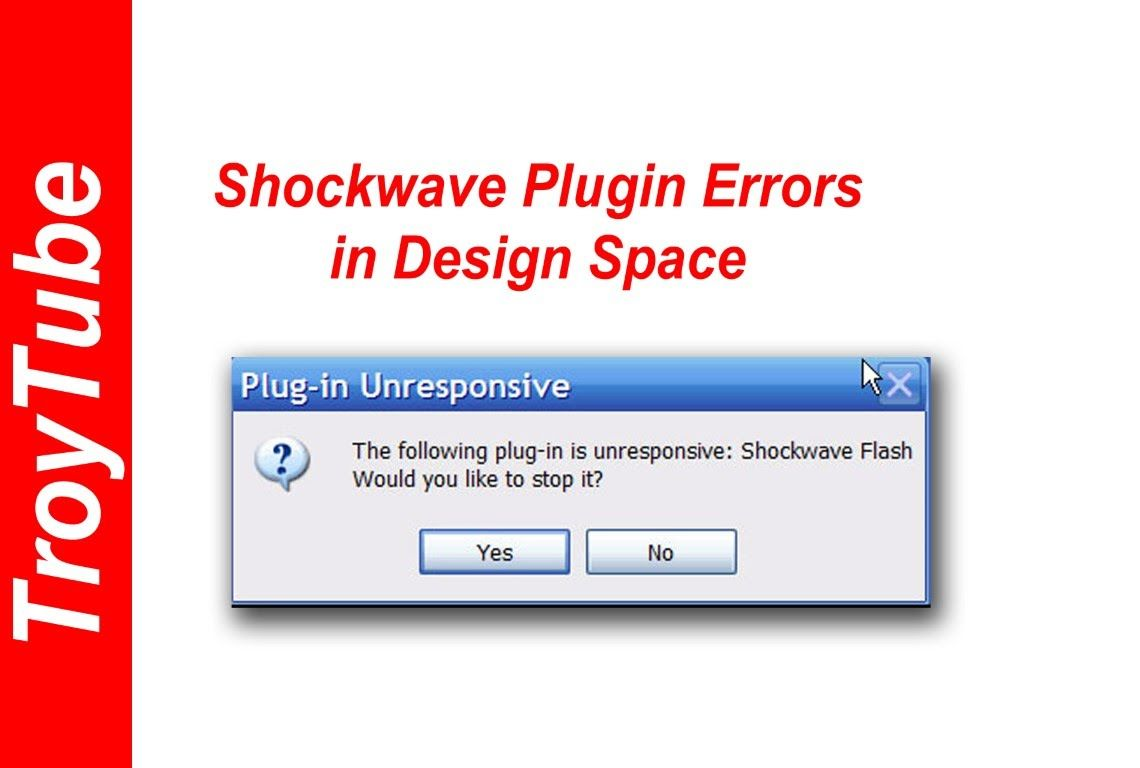 Troy's Definitive Guide to Design Space Shockwave Plugin