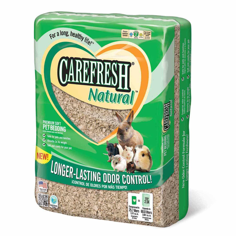 Carefresh Natural Pet Bedding Hamster bedding, Carefresh