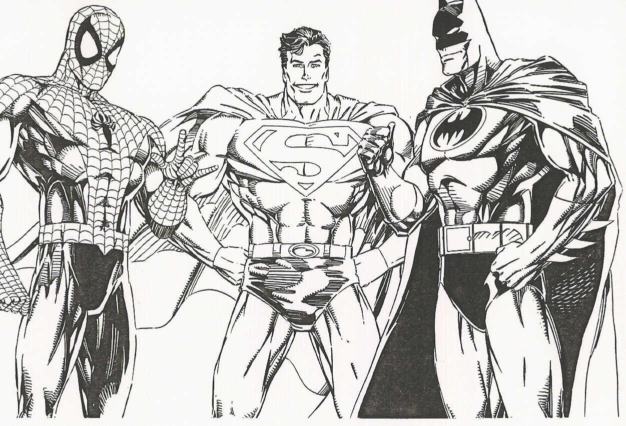 Free Printable Spiderman Coloring Pages For Kids Spiderman Coloring Batman Coloring Pages Superman Coloring Pages