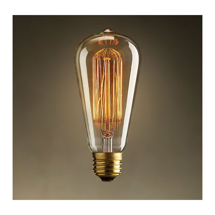 Filament Bulb Edison Light Bulbs Antique Light Bulbs Vintage Light Bulbs