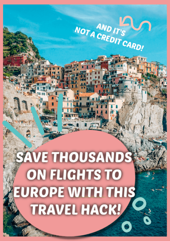 How to Save Thousands on Flights to Europe from the USA | cheap flights to europe | traveling to europe | europe travel tips | western europe travel | travel tips europe | travel europe on a budget | europe travel budget | budget travel europe | #cheaptravel #cheapflights #travelhacks #europe